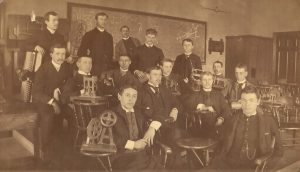 Towne School Class of 1887 Dynamical Engineering
